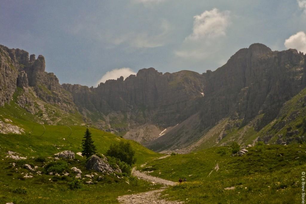 Valle dei camosci e Zuccone Campelli