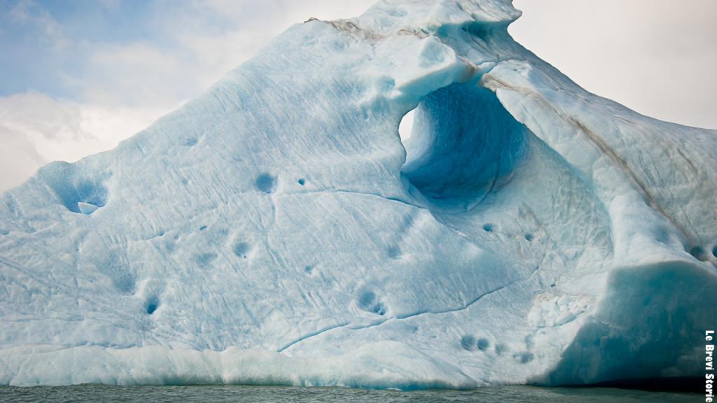 Iceberg nel lago Argentino