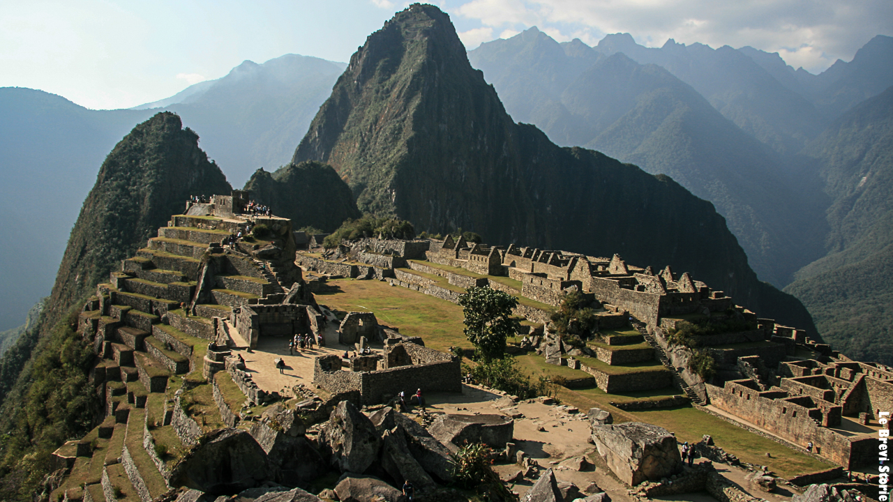 L'incredibile Machu Picchu