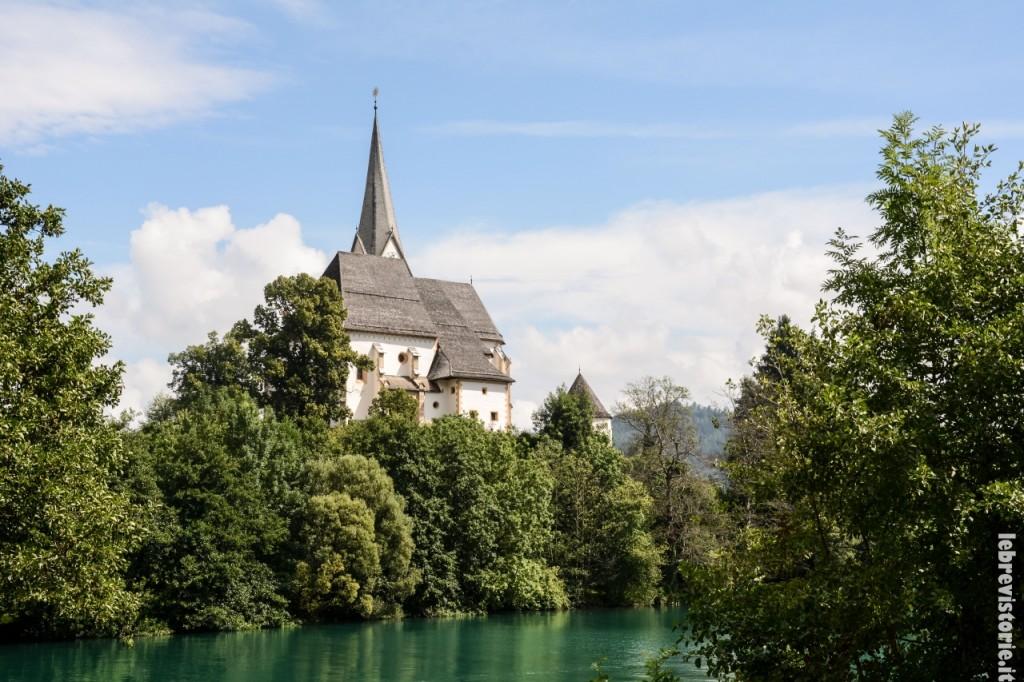 La chiesa di Maria Wörth