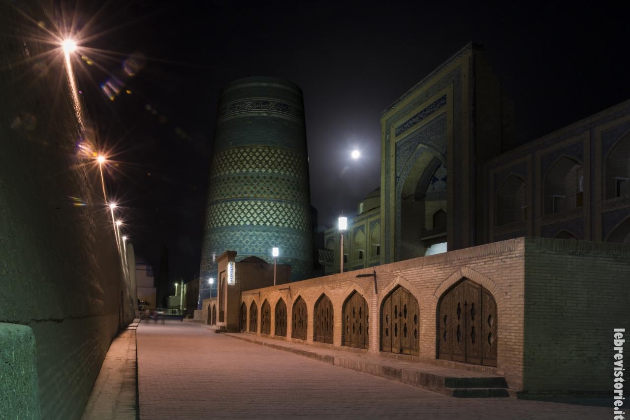 Il minareto incompiuto Kalta-minor