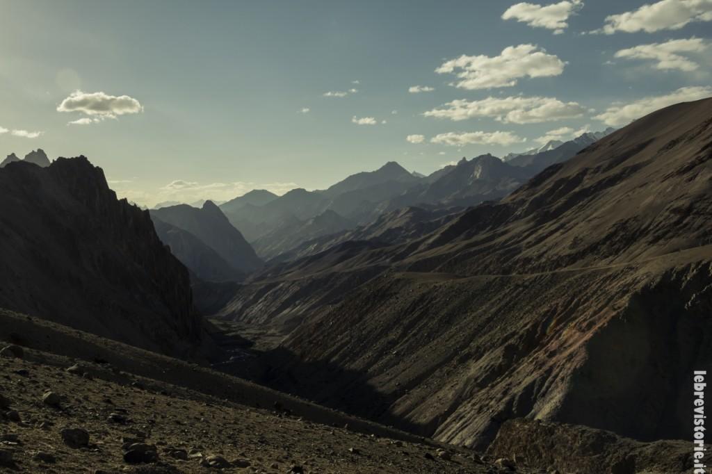 Le montagne ladakhe, un deserto d'alta quota
