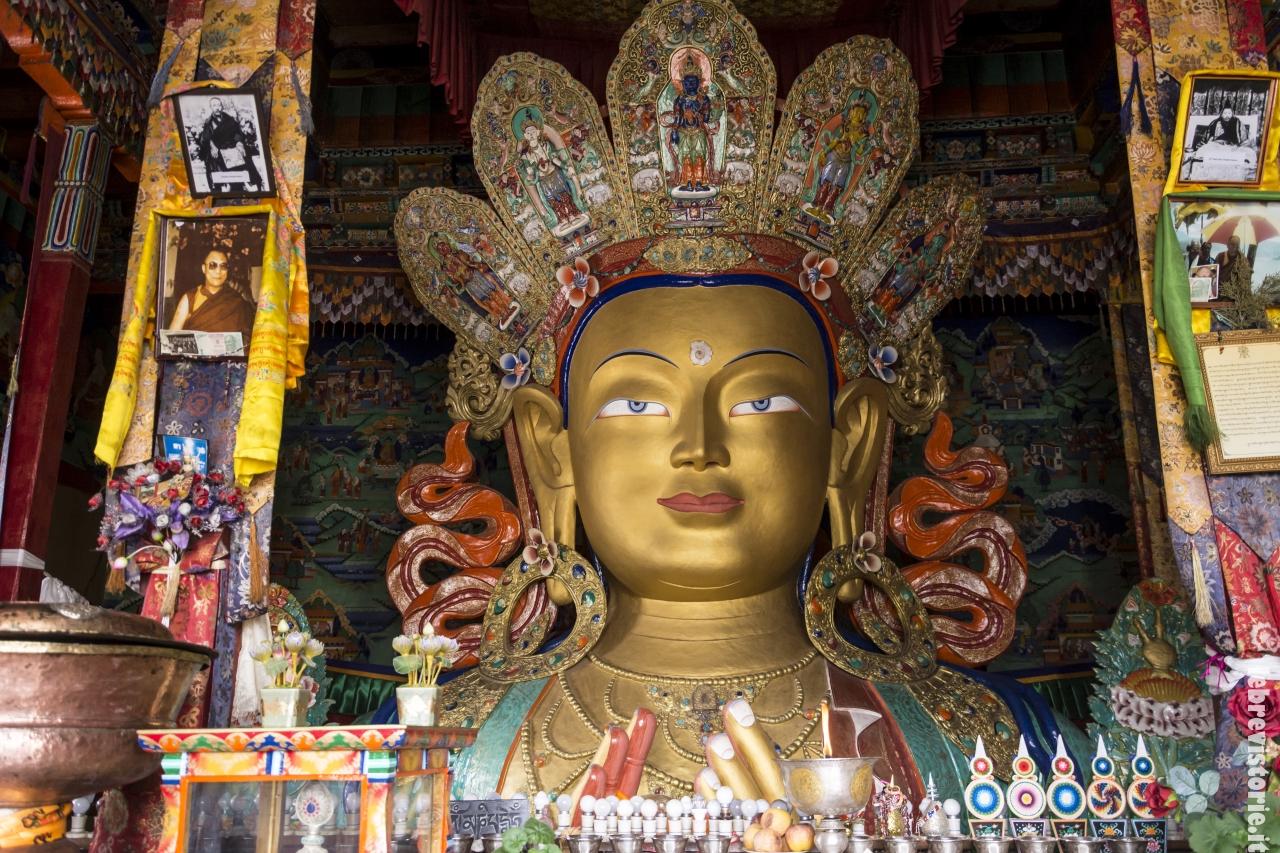 Maitreya, il Buddha della prossima era