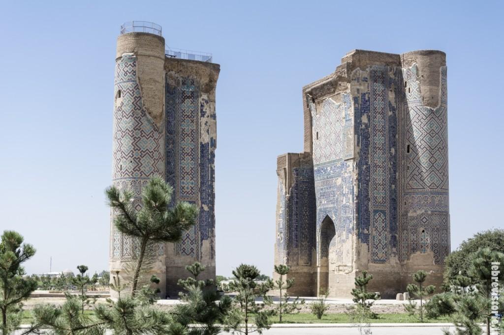 Le rovine di Shakrisabz