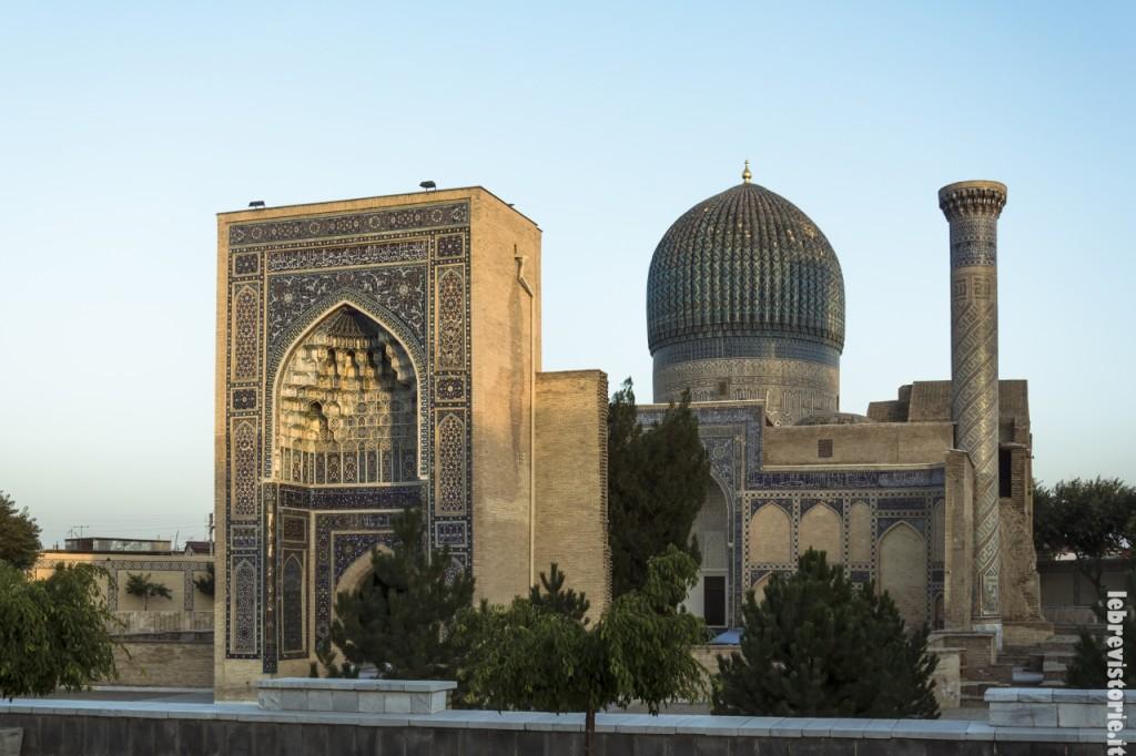 Il mausoleo di Amir Timur, detto lo Zoppo