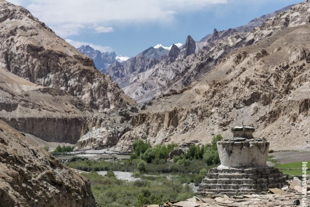 Le vallate del Ladakh, luogo ideale per la meditazione