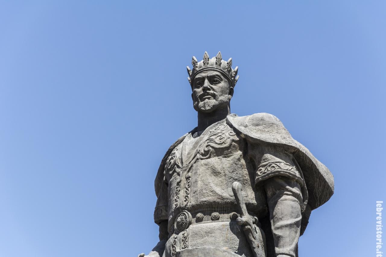 Amir Temur, detto Tamerlano è il più famoso re Uzbeko